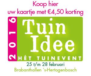 TuinIdee-korting-kaartje-tuinevent-Brabanthallen